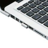 ELECOM USBメモリ 16GB 超小型 シルバー MF-KSU216GSV