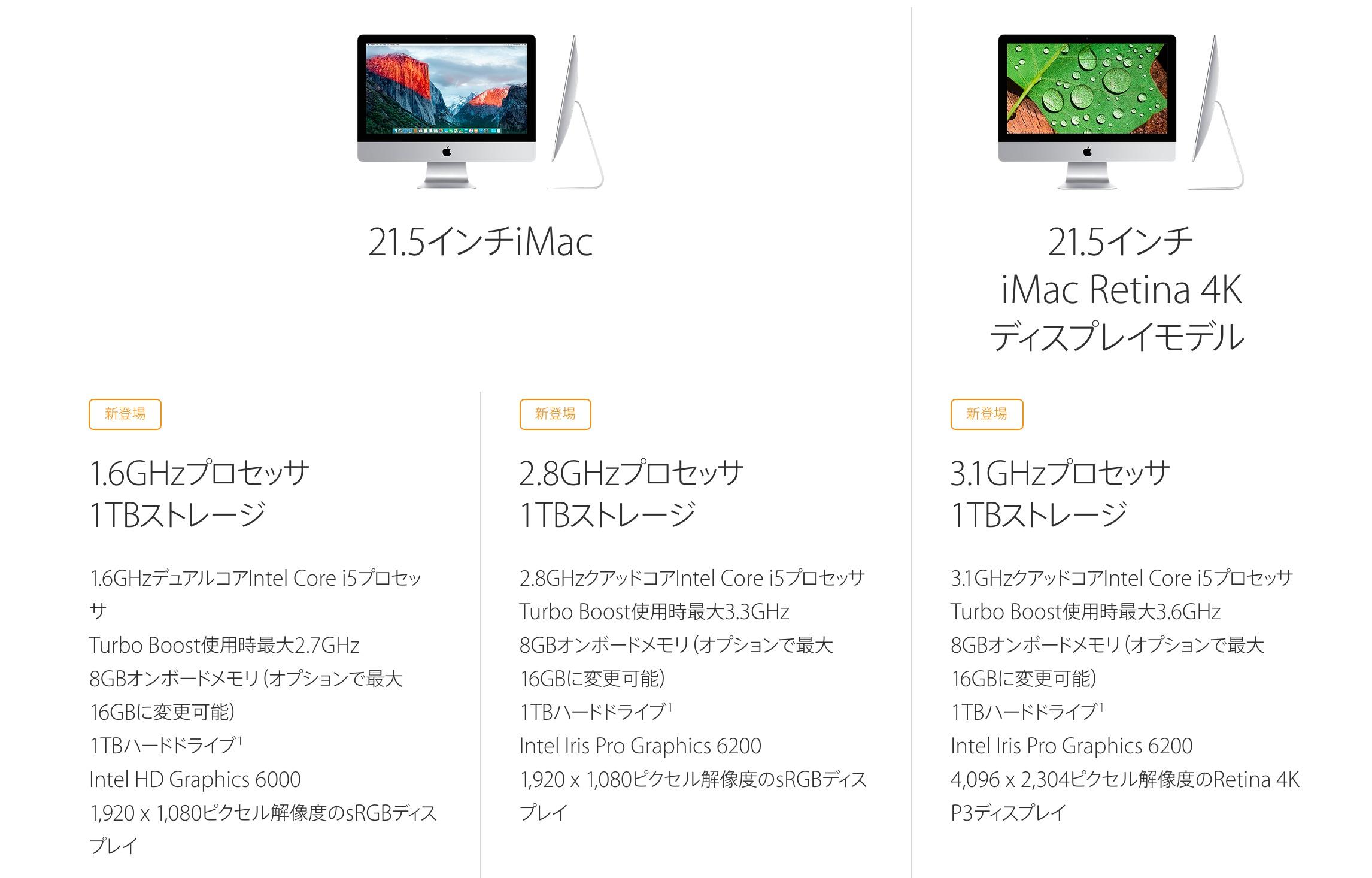 iMac-21-inch-Series