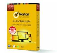 ノートン セキュリティ 優待版(最新版 日本語・正規)(1年3台版)