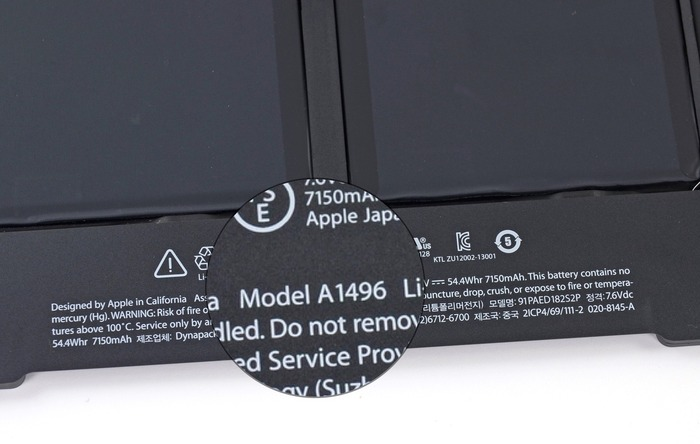 MacBook-Air-Mid2013-and-Mid-2015-Battery-Model-A1496-v2