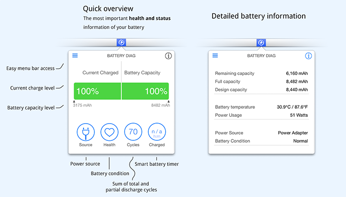 Battery-Diag-Info