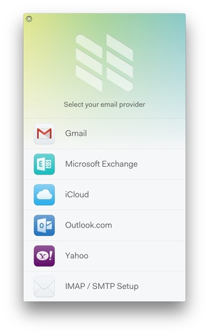 Nylas-N1-select-email-provider
