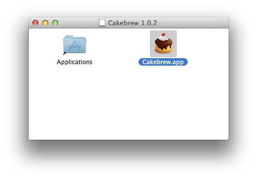 Cakebrew-Install