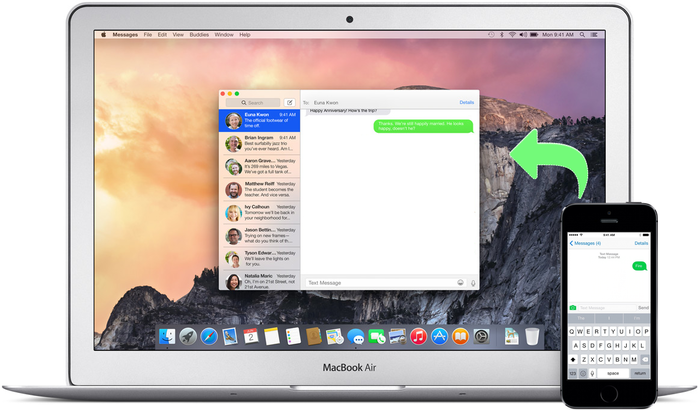 Yosemite-and-iOS81-SMS-Fowarding2