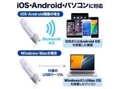 サンワダイレクト ペン型スキャナ OCR機能 USB&Bluetooth接続 iPhone スマートフォン 対応 翻訳機能/朗読機能付 WorlsPenScan X 400-SCN031