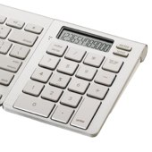 SMK-Link iCalc Bluetooth Calculator Keypad for Apple Wireless Keyboard