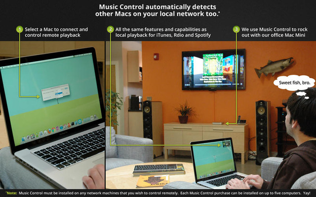 Music-Control-Remote-description