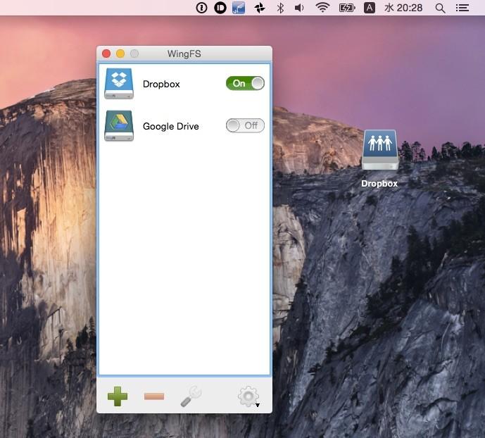 WingFS-mount-Dropbox