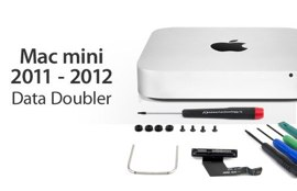 "Other World Computing 【正規販売品】OWC TWIN DRIVE ツインドライブ Data Doubler 2.5""DD 2台 搭載 キットト3600+ 2.0GHz/rrd for Apple"