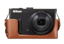 【Amazon.co.jp限定】Nikon デジタルカメラ P340 オリジナルケース&ストラップセット 開放F値1.8 1200万画素 P340 ブラック P340BK+CaseA