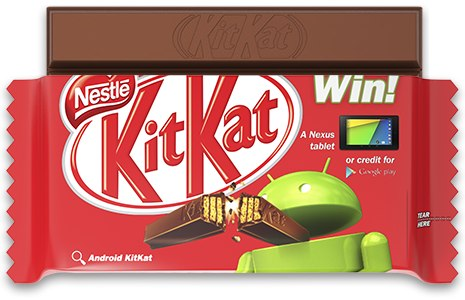 キットカットチョコレート