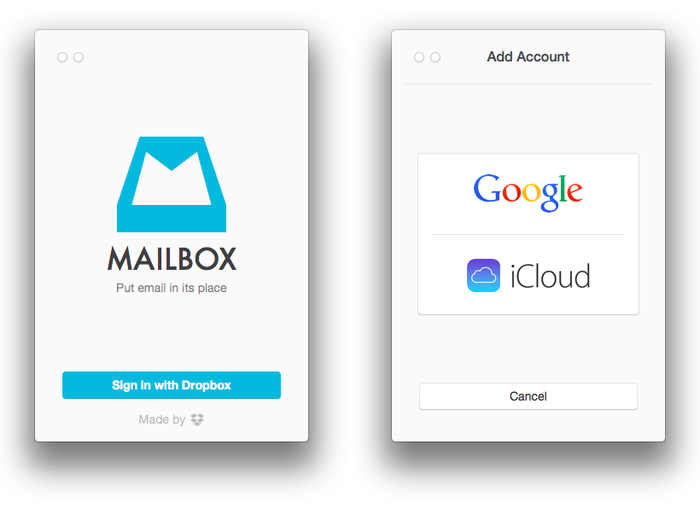 Mailbox-for-Mac-login