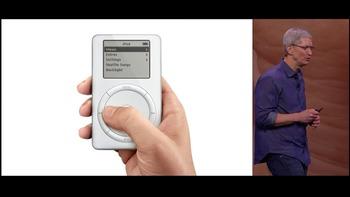 iPodのクリックホイール