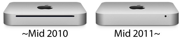 Mac mini Mid 2010-2011