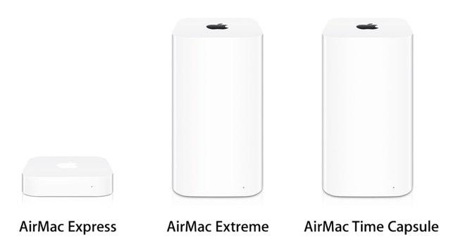 AirMacシリーズ Hero