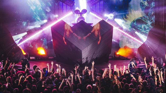 デッドマウス-deadmau5-iTunes-Festival-2014