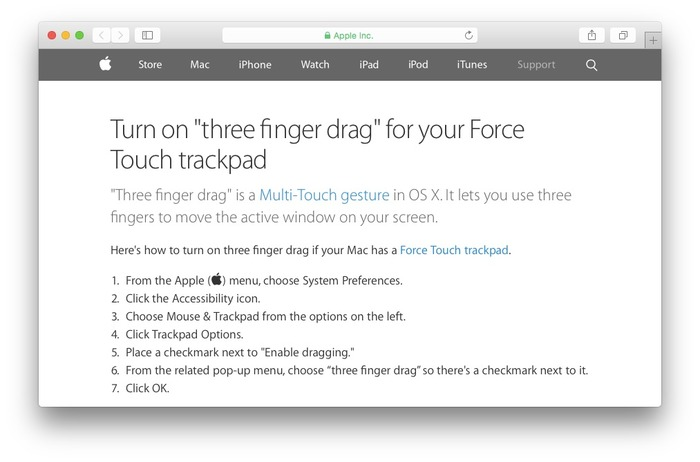 Turn-on-three-finger-drag-for-your-Force-Touch-trackpad