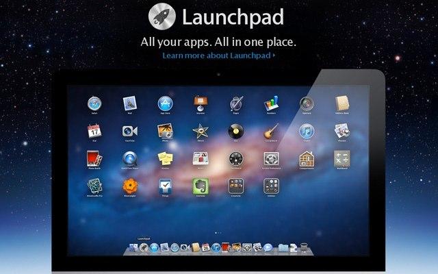 Launchpad OS X