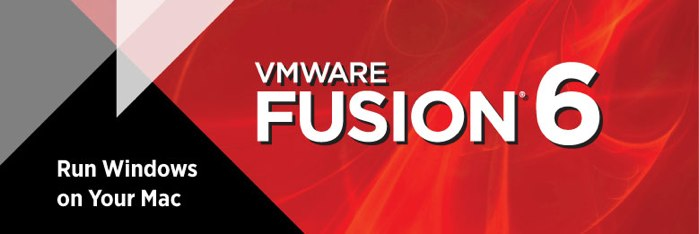 VMware FUSION 6 Hero
