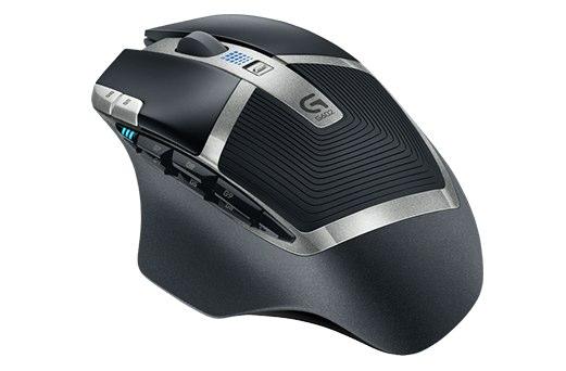 ロジクールMac対応ゲーミングマウスG602