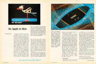 AppleII購入レビュー Byte誌1978年3月号