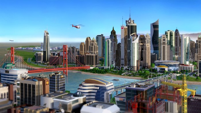 SimCity for Mac Hero