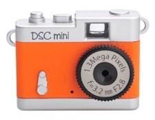 Kenko デジタルカメラ DSC-MINIOR 131万画素 オレンジ DSC-MINI OR