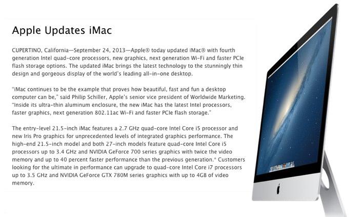 iMac-Update Hero