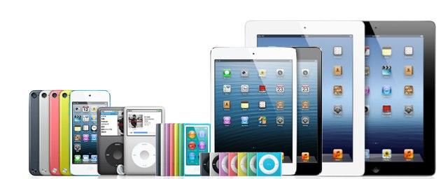 iPad-iPodfamily