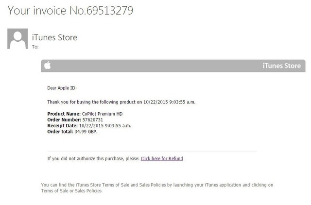 Apple-Phoshing-Mail-Malware