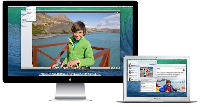 OS-X-Mavericksでマルチディスプレイ