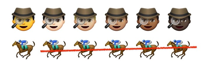 Spy-race-emoji