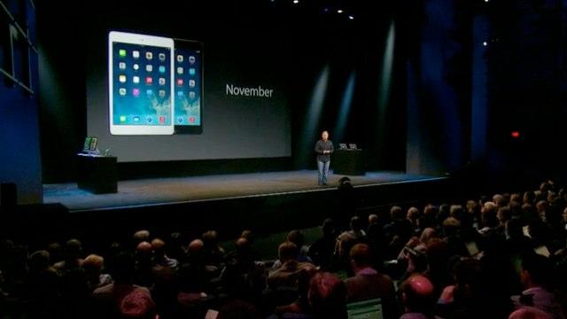 iPad-mini-Retinaの発売日は2013年11月下旬