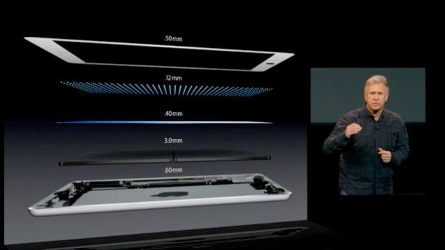 Apple-Special-Eventで紹介されたiPadAirディスプレイ構成