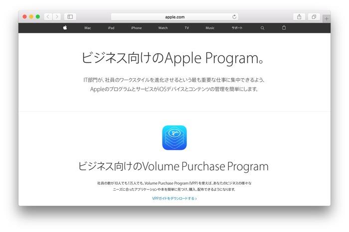 Apple-VPP-Store