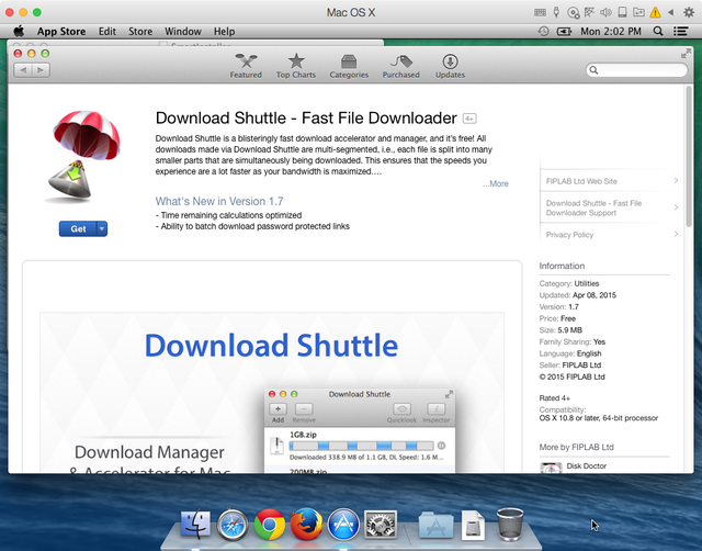 Download-Shuttle