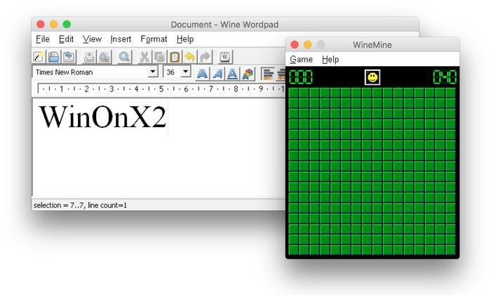 WinOnX2-Minefield