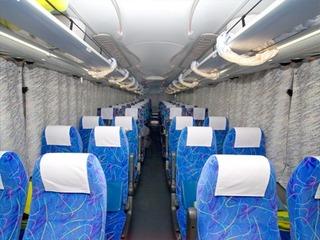 夜行バスの4列シートでMacBookって使える?