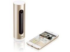 【日本正規代理店品・保証付】Netatmo Welcome 顔認識システム付 Wi-Fiホームカメラ NET-OT-000007c