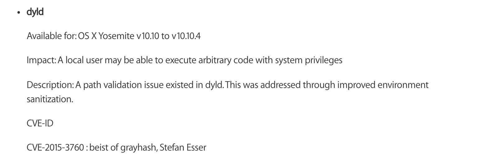 dyld-CVE-2015-3760