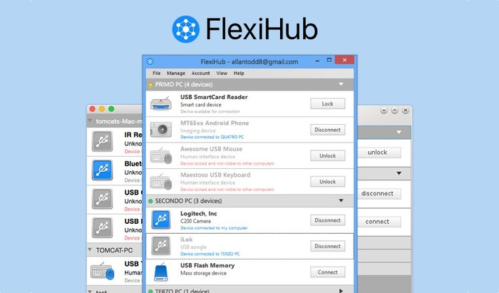FlexiHub-Hero