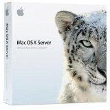 Mac OS X 10.6 Snow Leopard Server Unlimited クライアント 輸入版 日本語対応