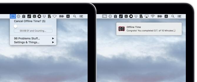 Offline-Time-MacBook-Hero