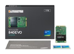 Samsung SSD840EVO mSATA1TB MZ-MTE1T0B/IT (国内正規代理店 ITGマーケティング取扱い品)