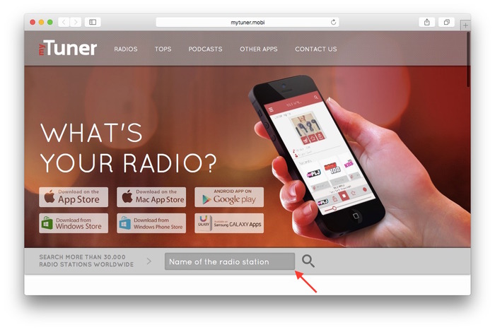 myTuner-Radio-Serch-more-than-30000-radio-station