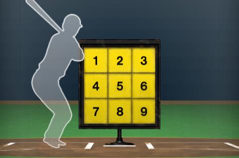 top 野球版的当てゲーム!全パネルにボールをぶつける「ストライクアウト by Hangame」