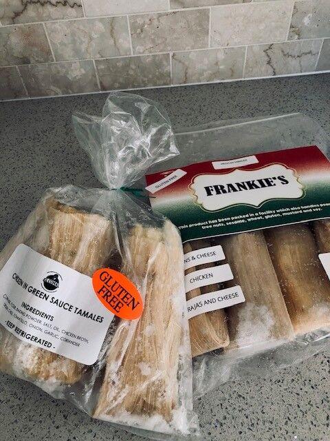 frankies tamales