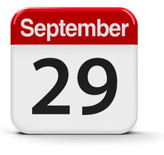9月29日
