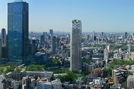 park-court-arasaka-hinokicho-the-tower1